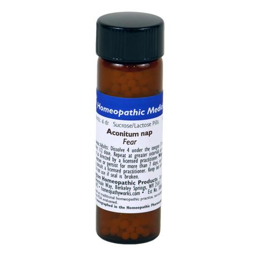 Aconitum Napellus (Aconite) Pills