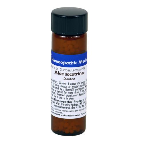 Aloe Socotrina (Aloe) Pills