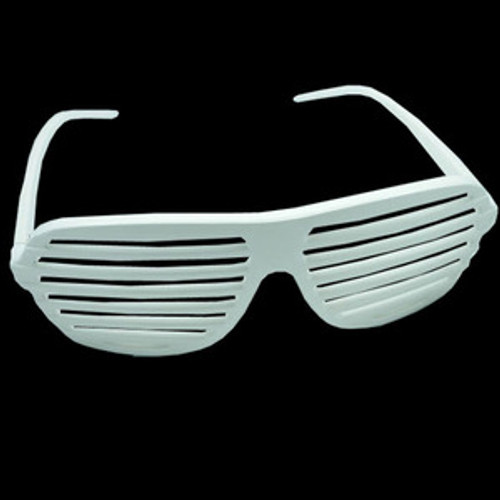 **SHUTTER SHADES (WHITE) HOT!!