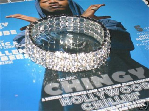 ICED MIMS HIP HOP BRACELET..THIS IS WHY IM HOT!