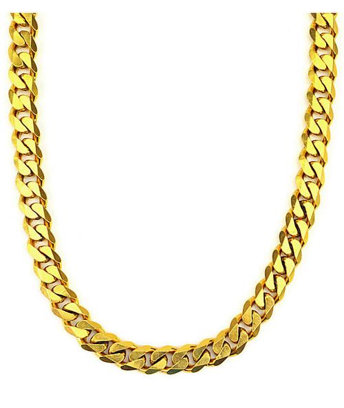 16mm Miami cuban gold chain