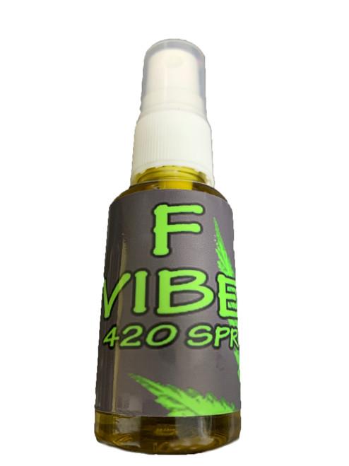 1 oz F-Vibes Massage Oil for ladies/ better than Foria Spray Aphrodisiac