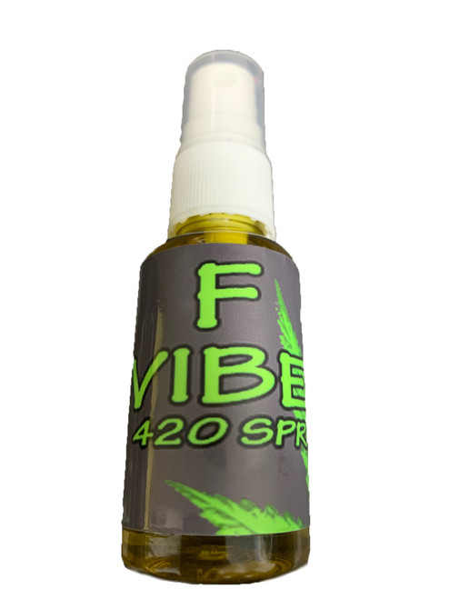 1 oz F-Vibes Massage Oil for ladies/ better than Foria Spray Aphrodisiac