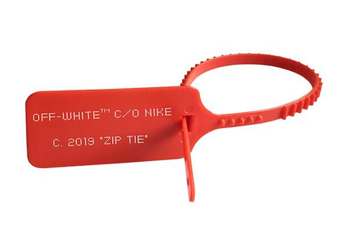 Official Off-White 2019 Zip tie | Replacement Zip tie