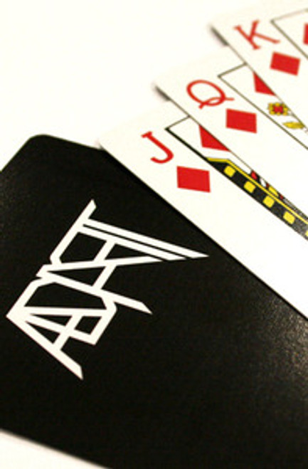 Adapt Black Deck of Cards