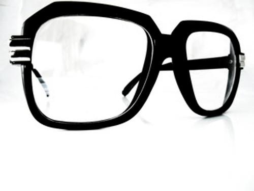 Run DMC CAZAL Style Sunglasses 607/ CLEAR LENSE