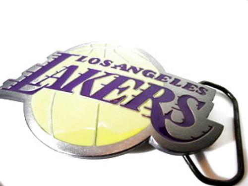 """""""LA Lakers Official Belt Buckle"""