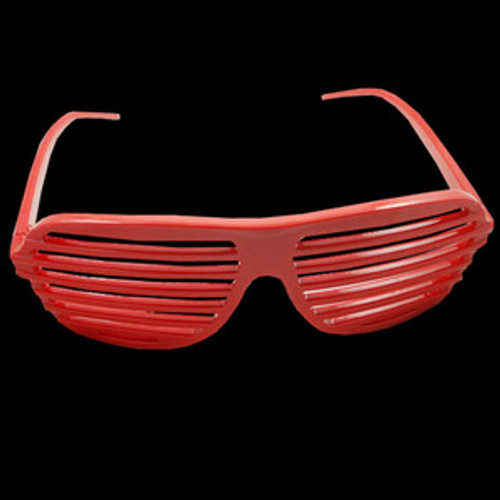 RED-Shutter Shades