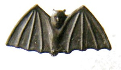 1966 BLACK 5C  BATMAN RING Vintage DC Comics /ORIG. SAMSONS PRODUCTIONS