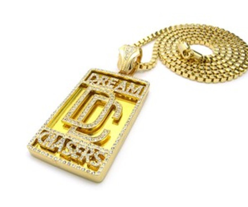 "XL 3.5 "" Dream Chasers Gold 