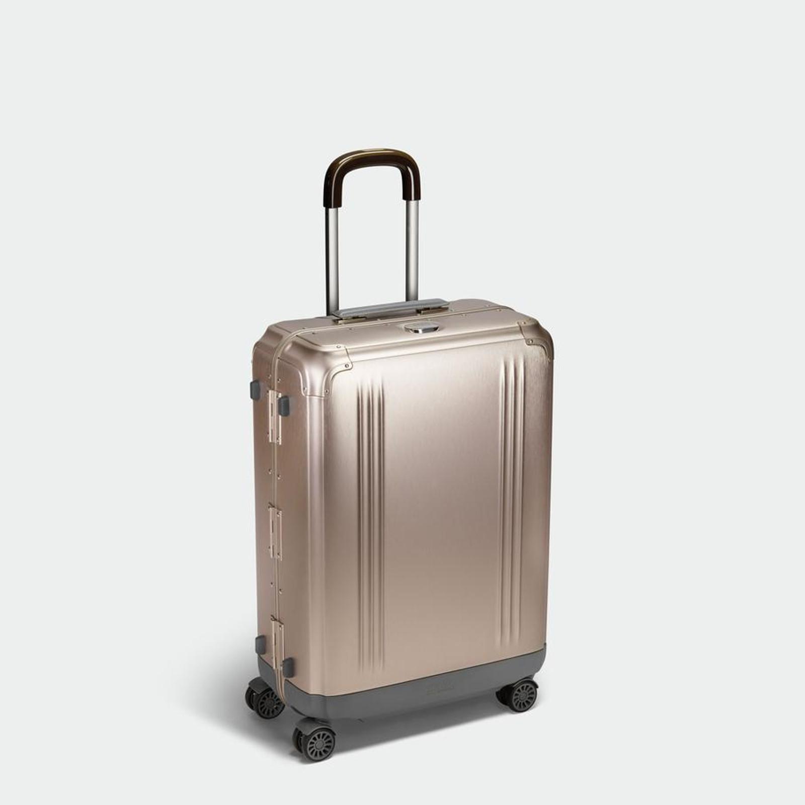 Pursuit - Aluminium Medium Travel Case (Bronze)