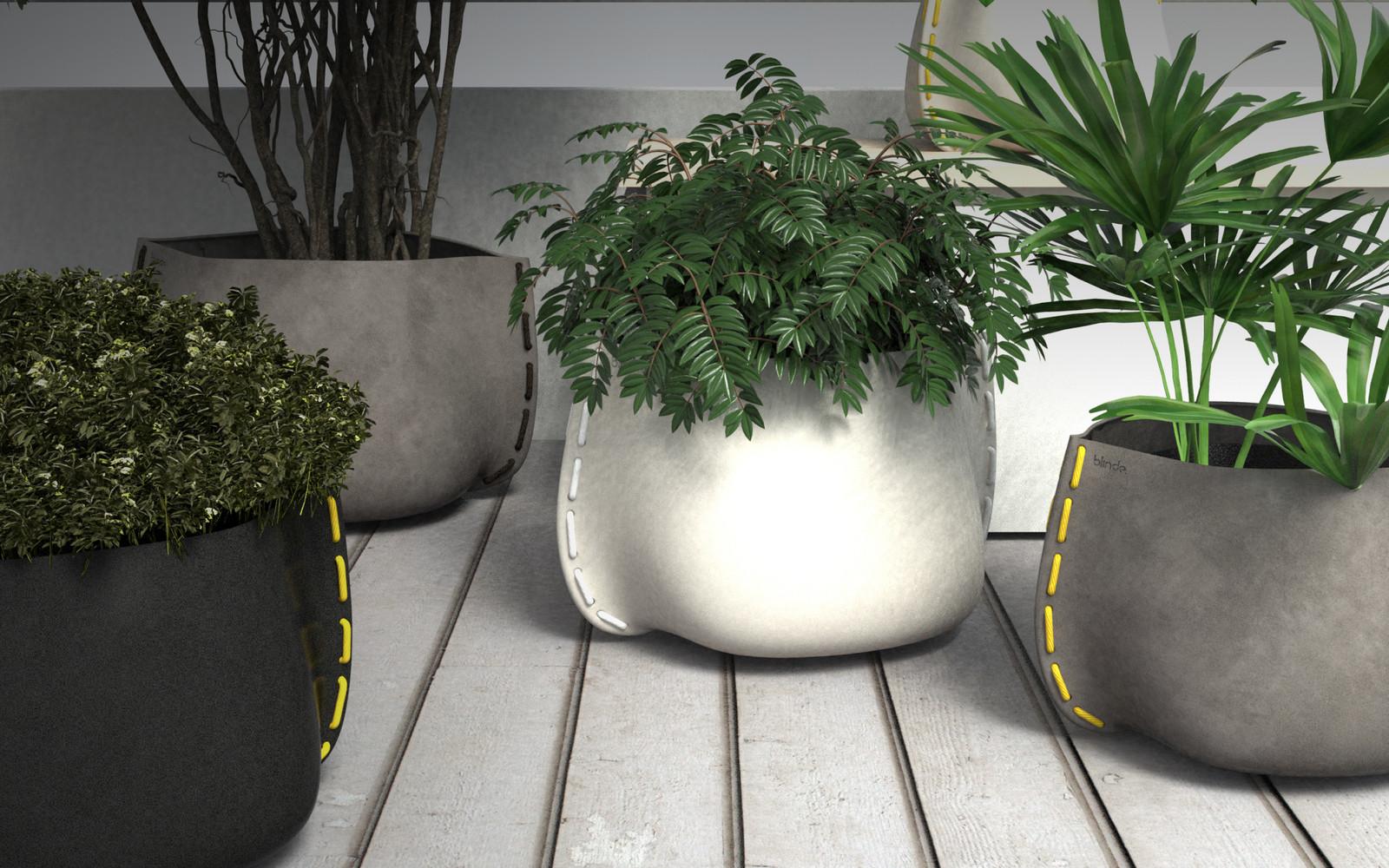 Stitch 100 - Plant Pot