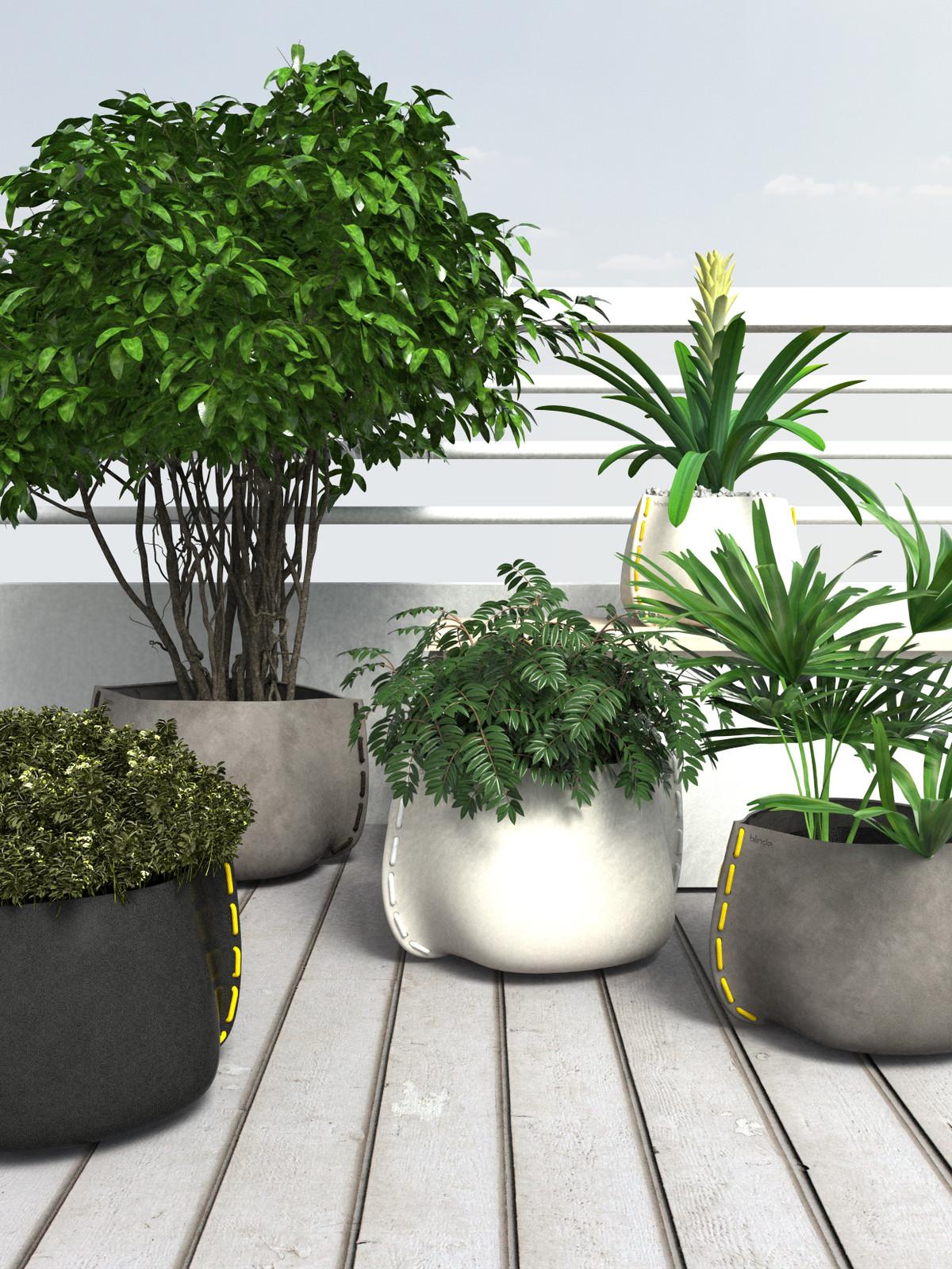 Stitch 125 - Plant Pot