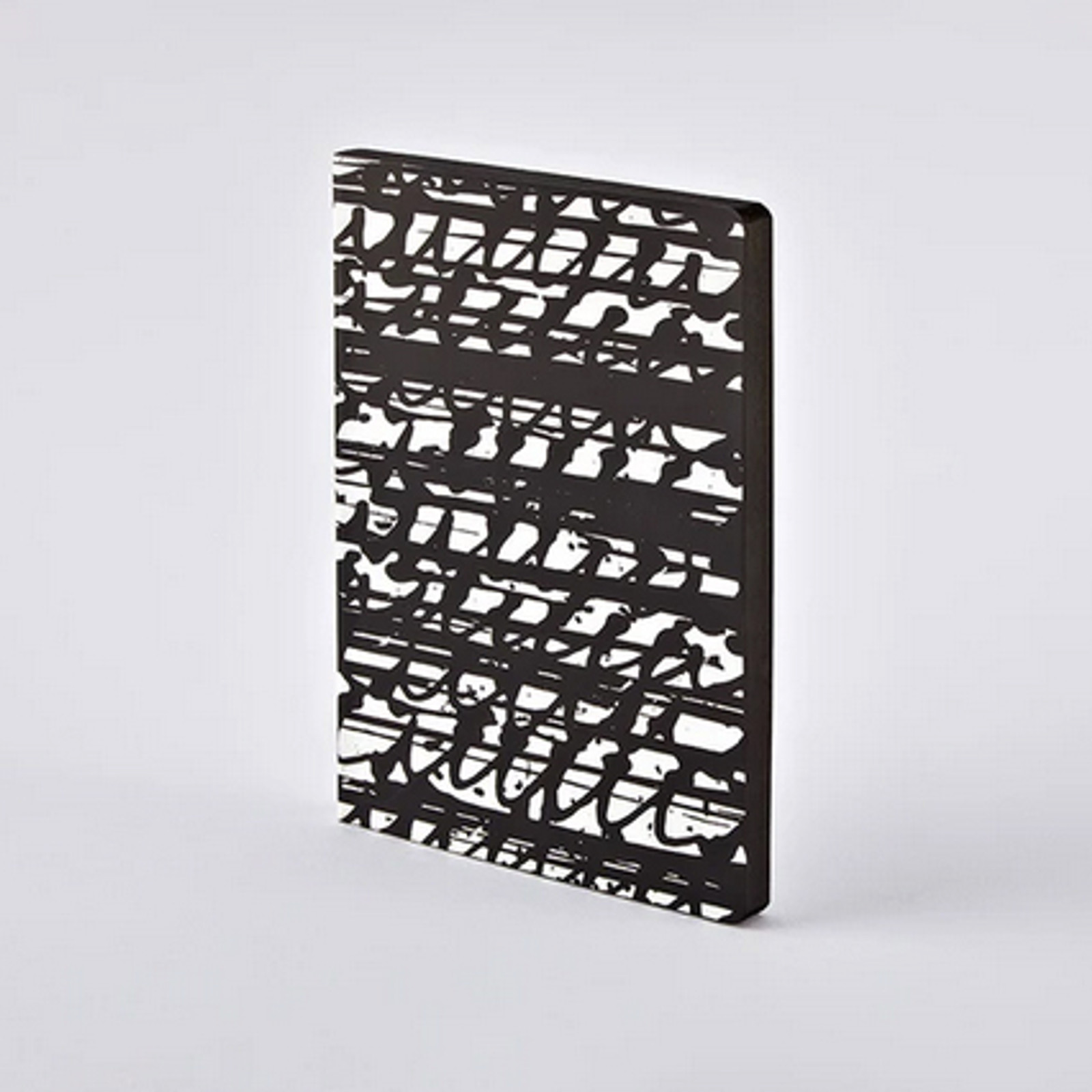 Savage Script A5 Dotted Notebook