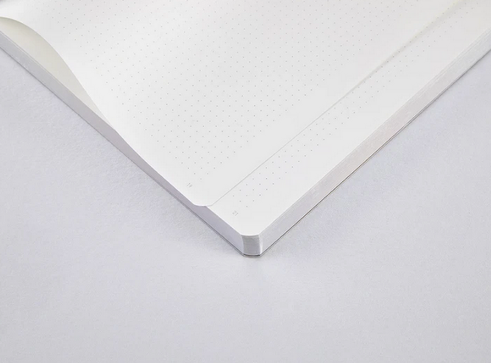 Surface Crystal A5 Dotted Notebook