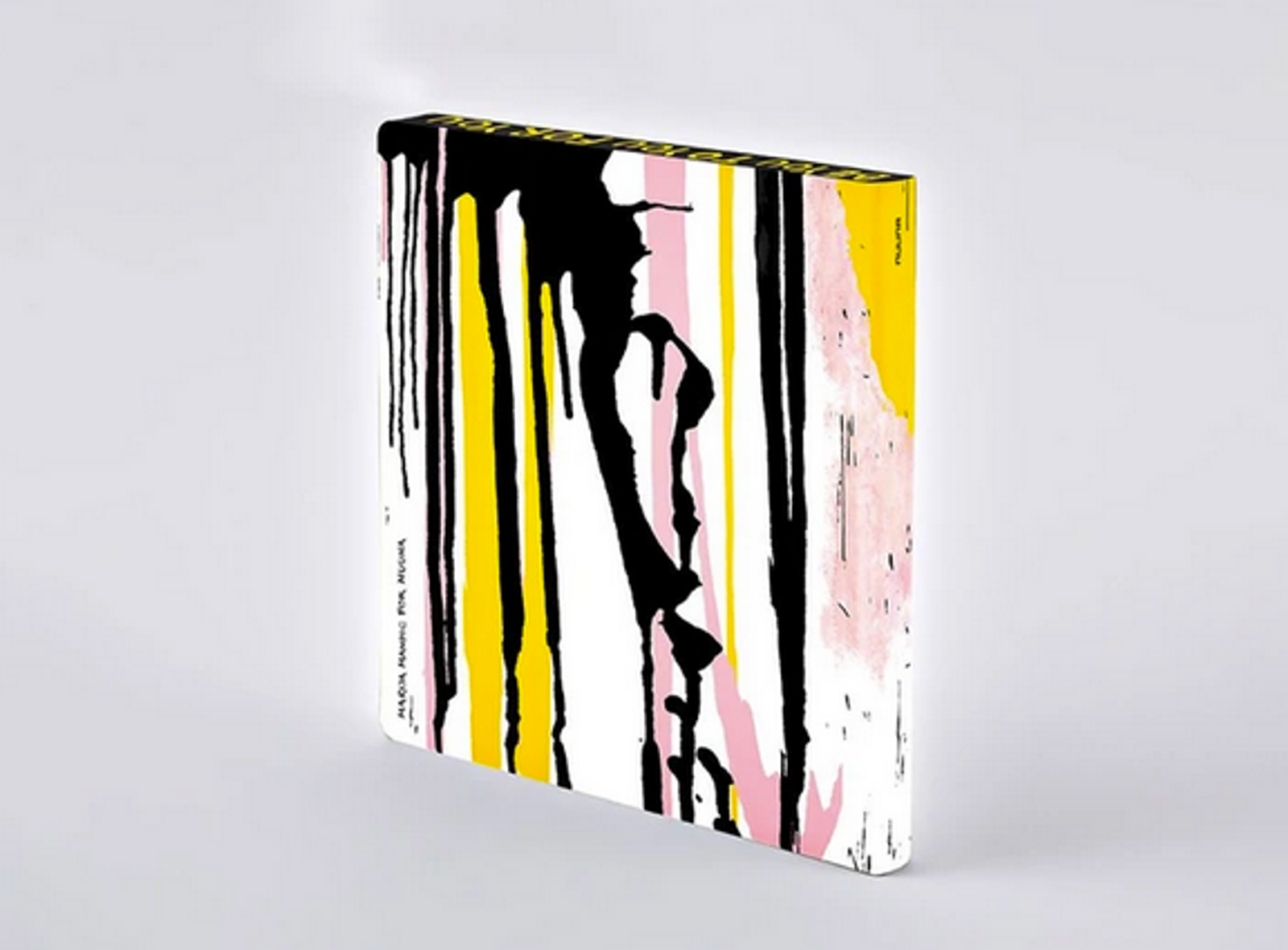 Hey You! Square Notebook by Marija Mandic (LIMITED EDITION)