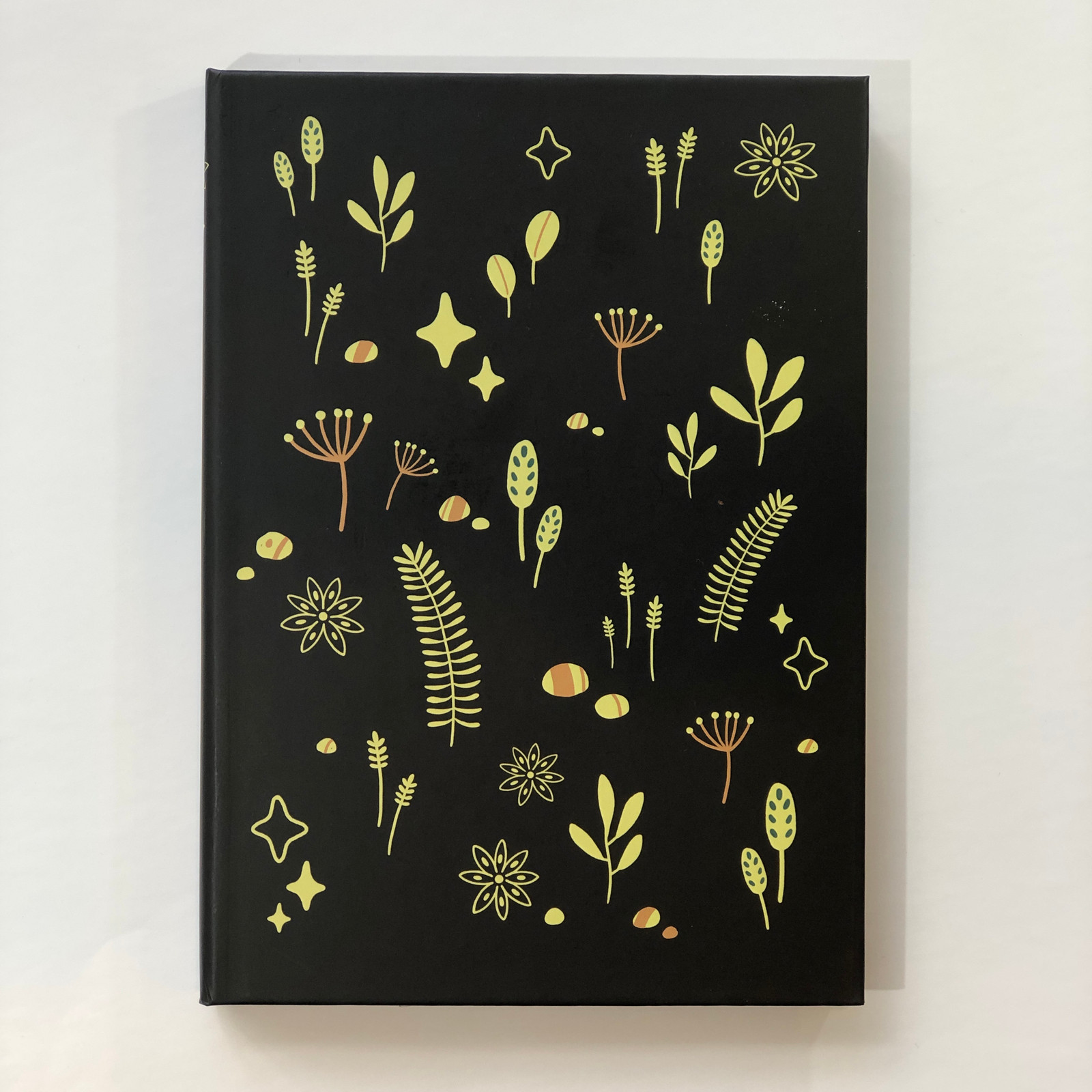 Memmo Lined Notebook - Apothecary