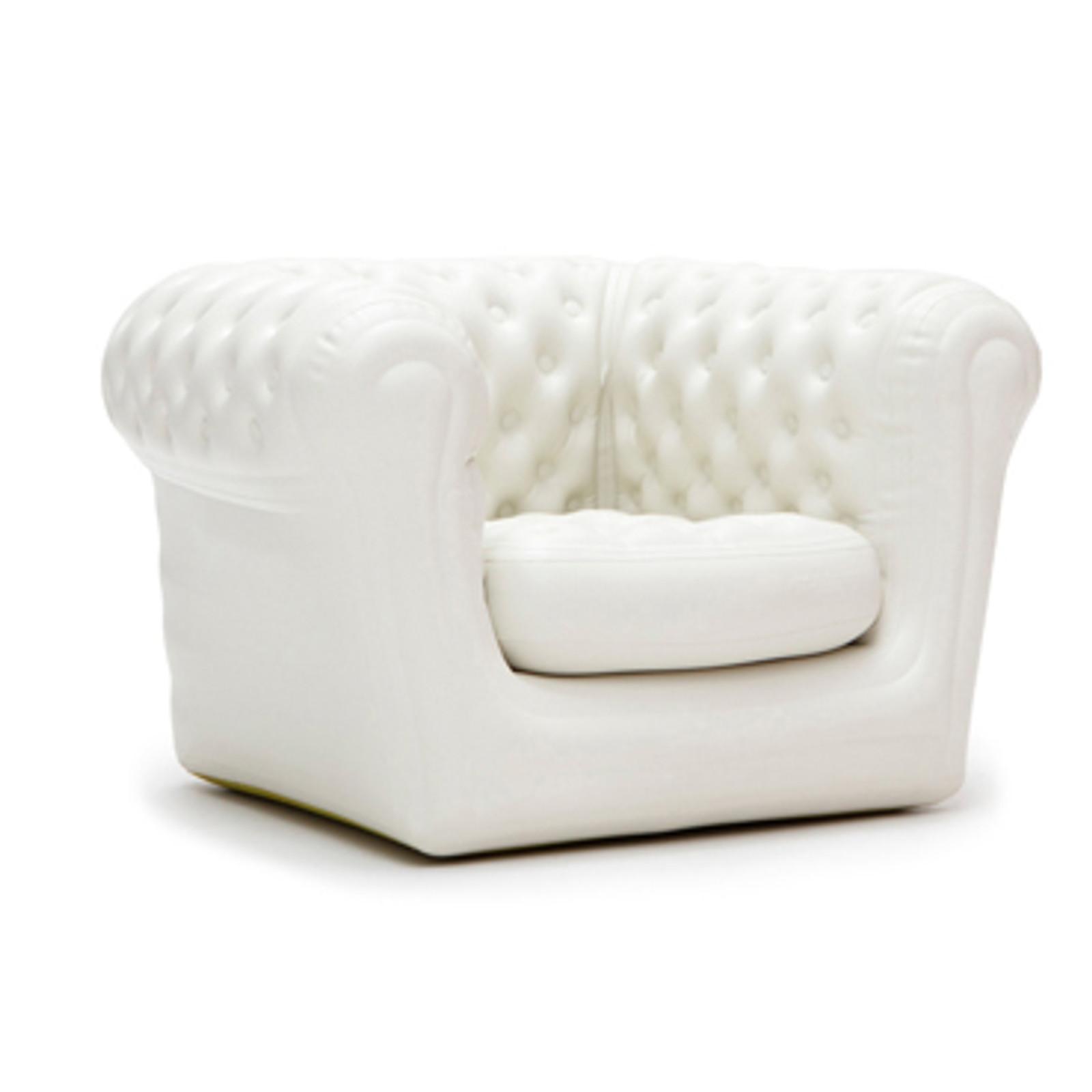 Big Blo 1 Seater - White