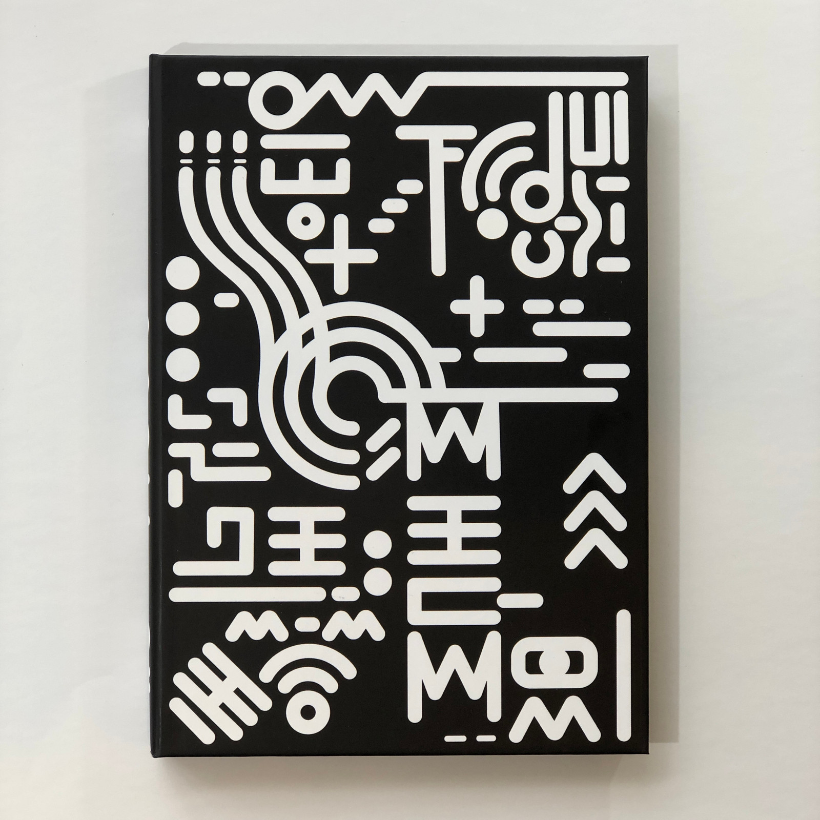 Memmo Lined Notebook - Metro