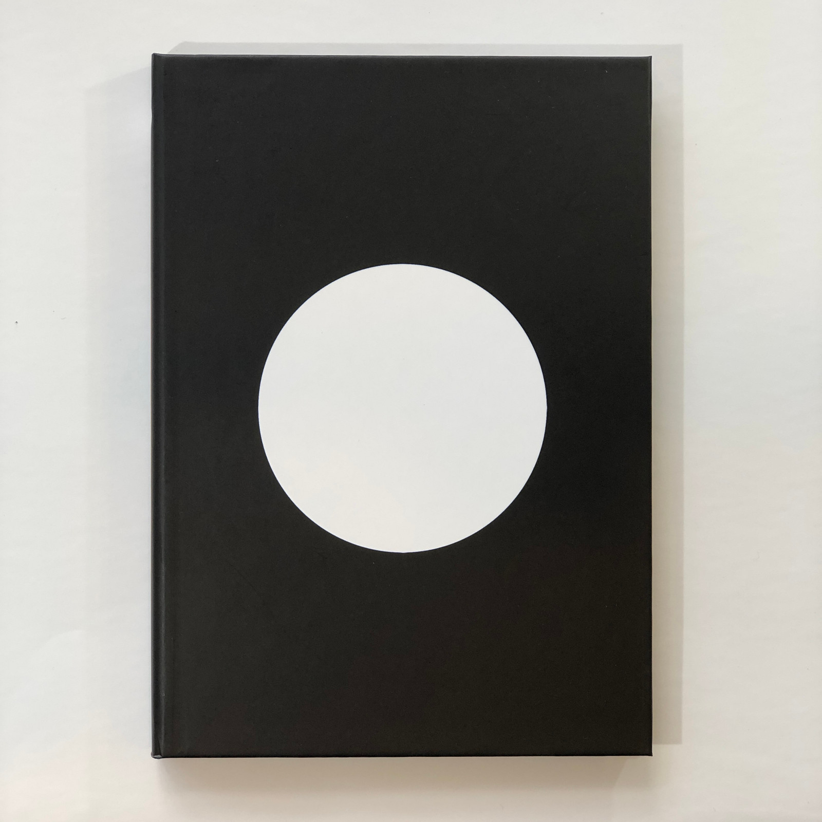 Memmo Lined Notebook - The Centre