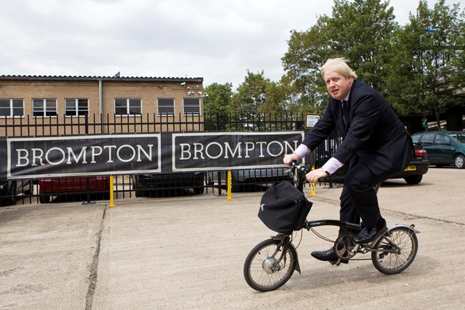 B-Spoke Brompton