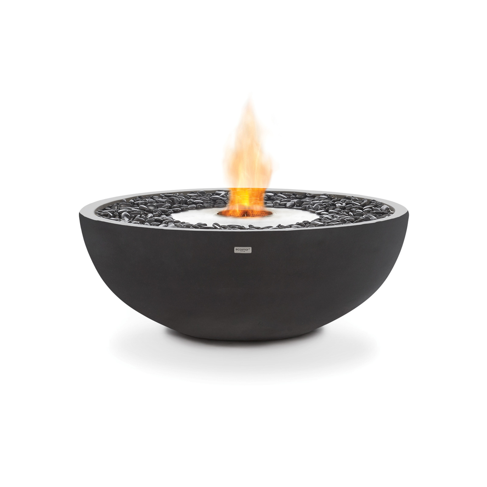 Mix 850 with AB8 Burner - Black Concrete Finish