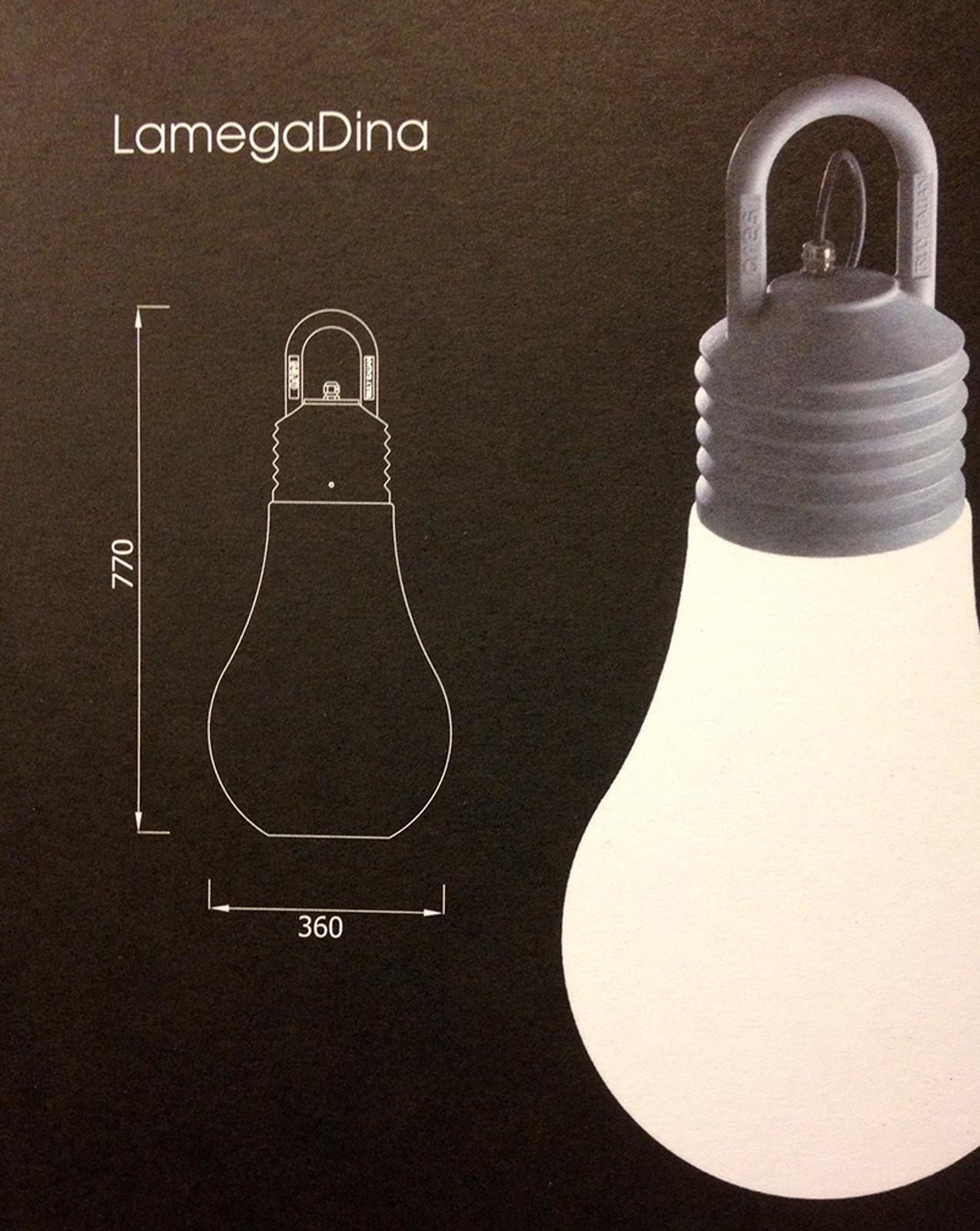 LaMegaDina Floor Lamp
