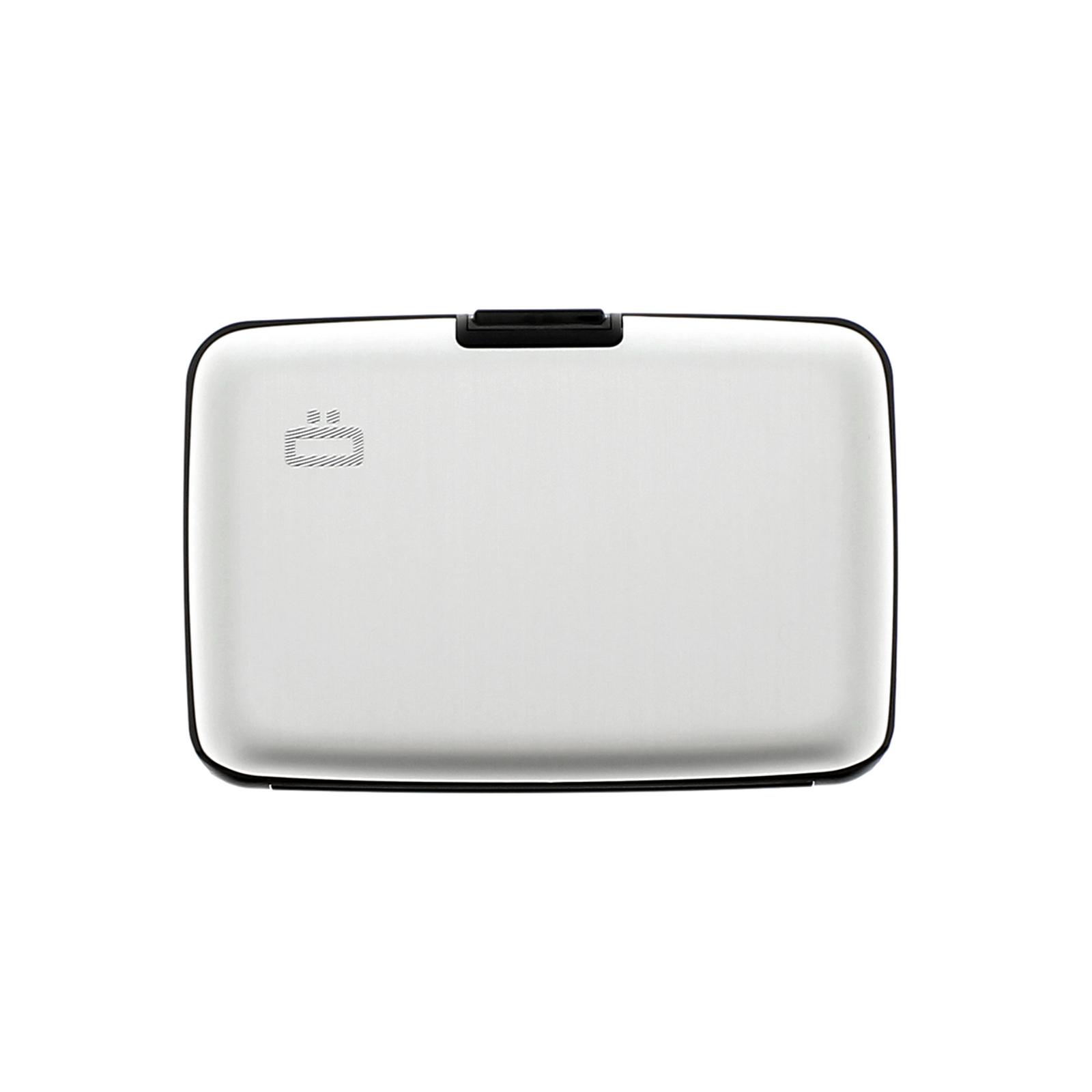 Case Silver RFID Safe Wallet