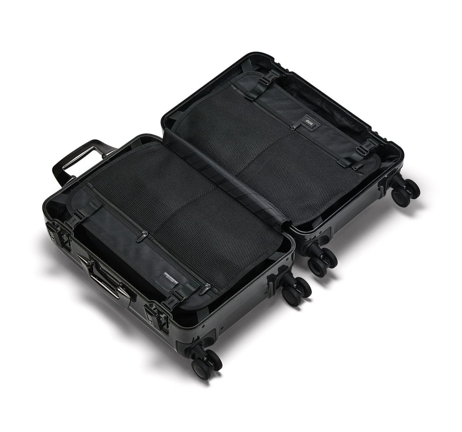 """21"""" Carbon Fibre Carry-On - Classic 2.0 - NEW STYLE!"""