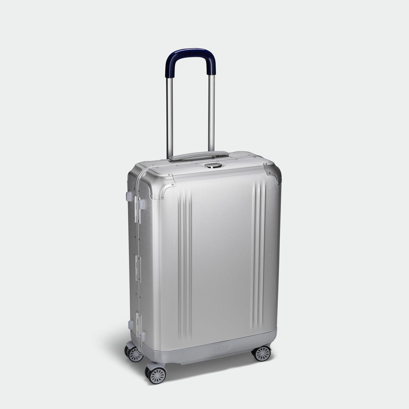 Pursuit - Aluminium Medium Travel Case (Silver)
