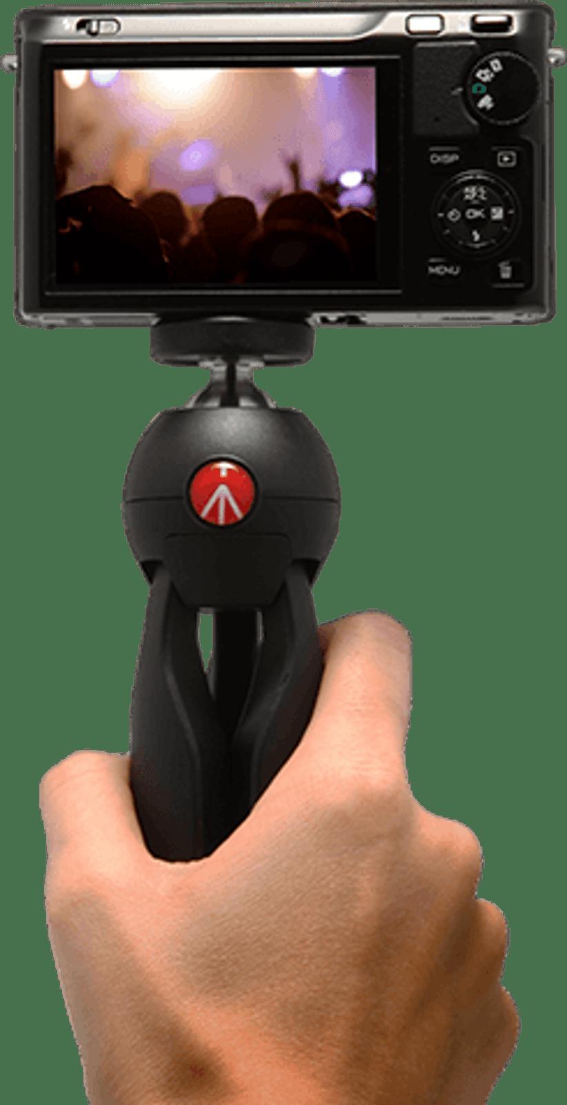 PIXI Tripod with Smartphone Attachment