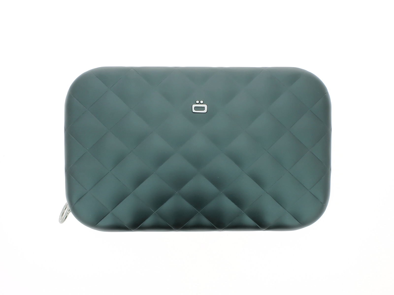 Clutch Quilted Ladies Bag - Platinum