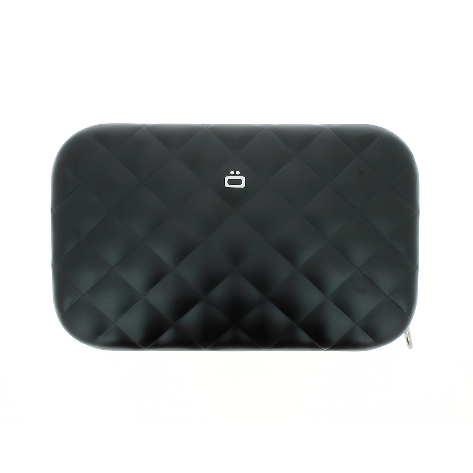 Clutch Quilted Ladies Bag - Black