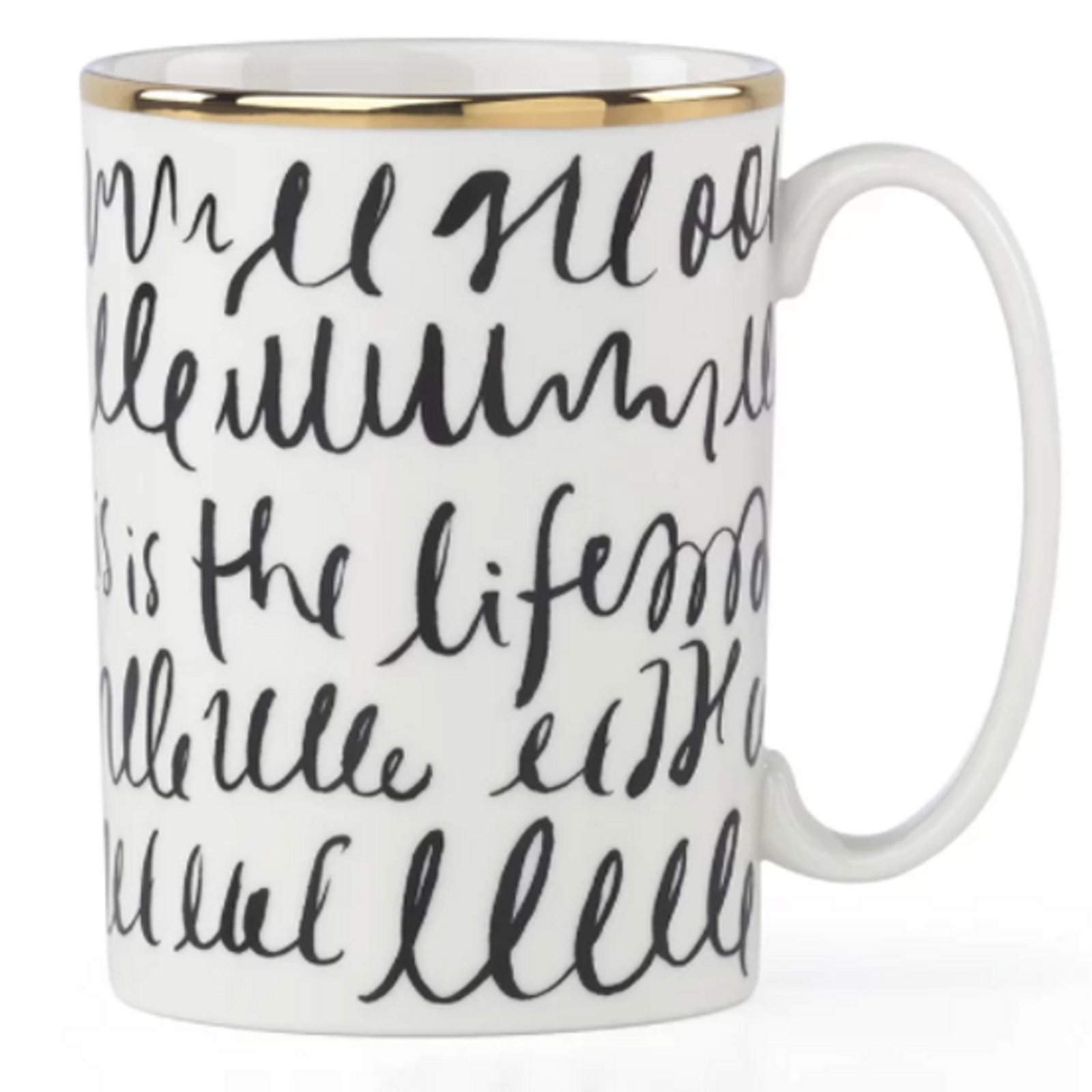 Everdon Lane Doodle Mug
