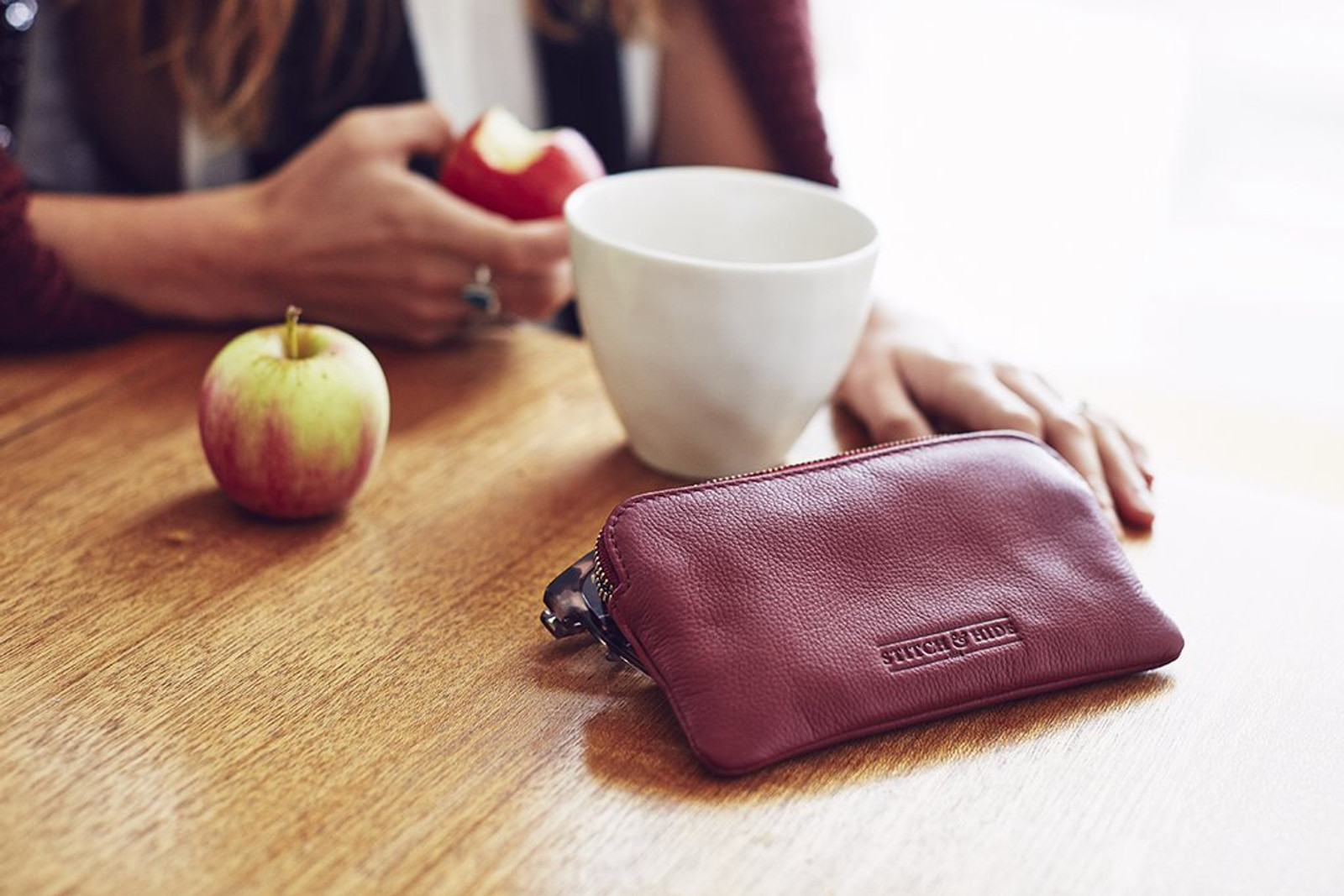 Stitch and Hide Leather Accessories