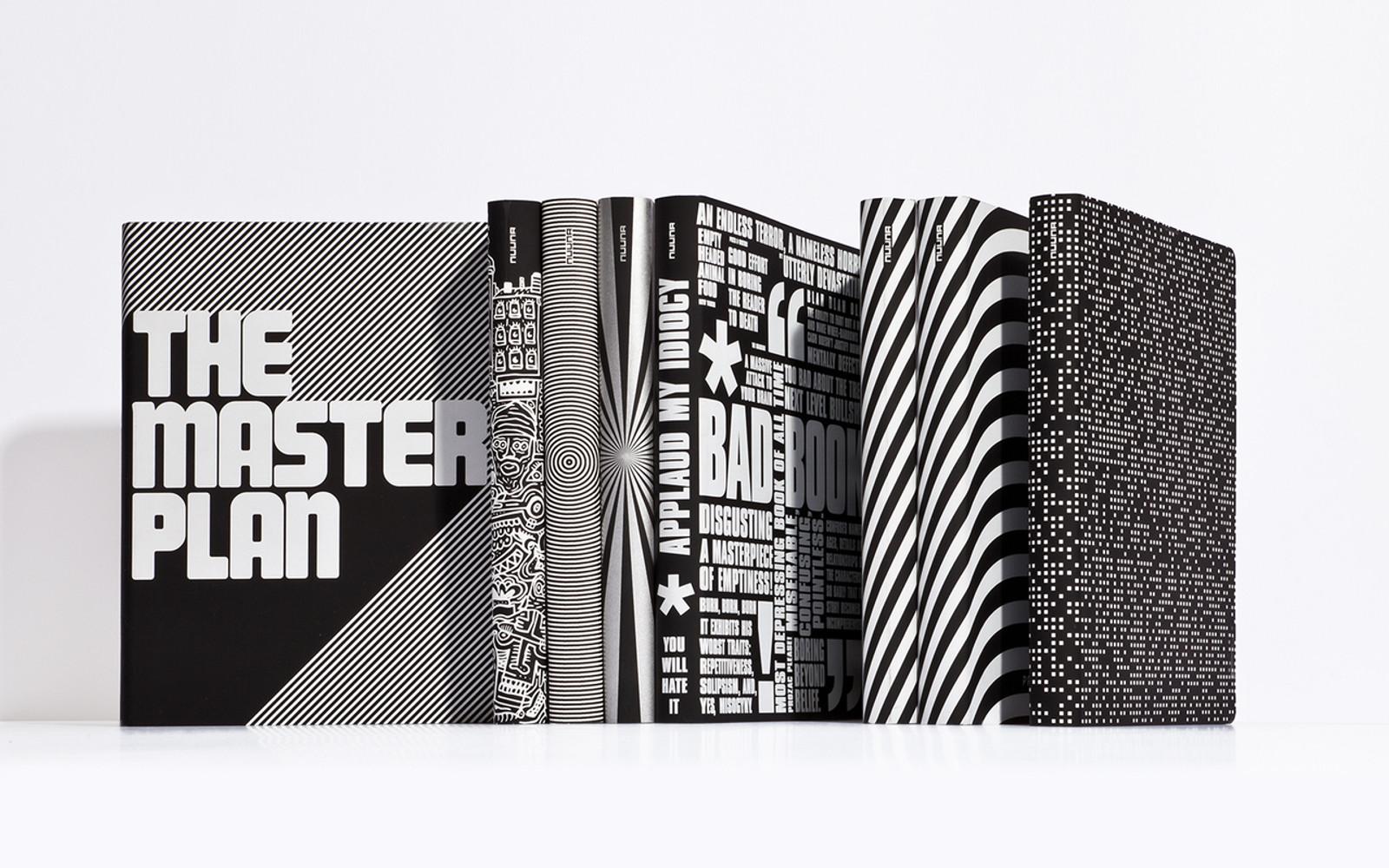 Graphic - Prêt-À-Écrire A5 Dotted Notebook