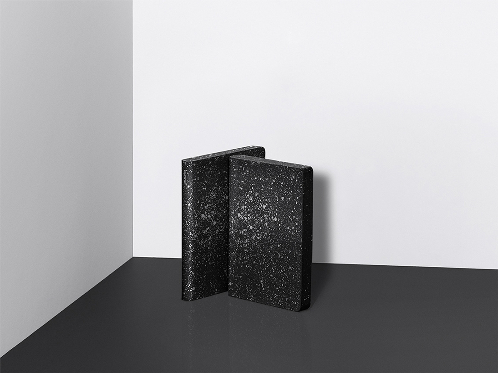 Graphic - Milky Way Dotted Notebook A6