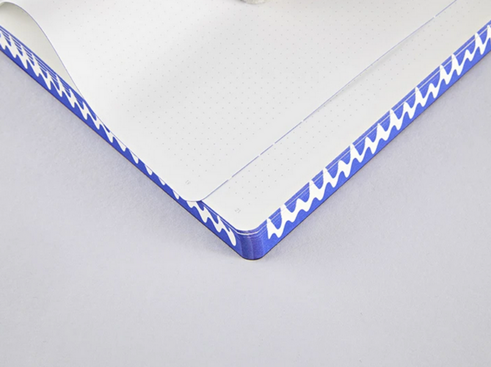 Graphic - Into the Blue A5 Notebook