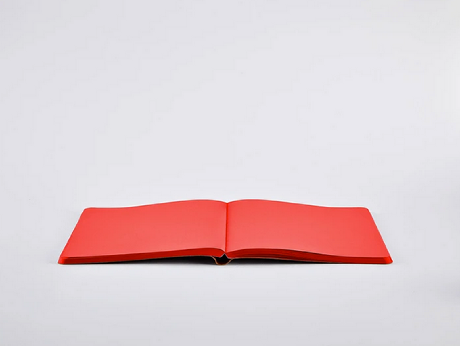 Not White A5 Notebook (Coloured Pages)