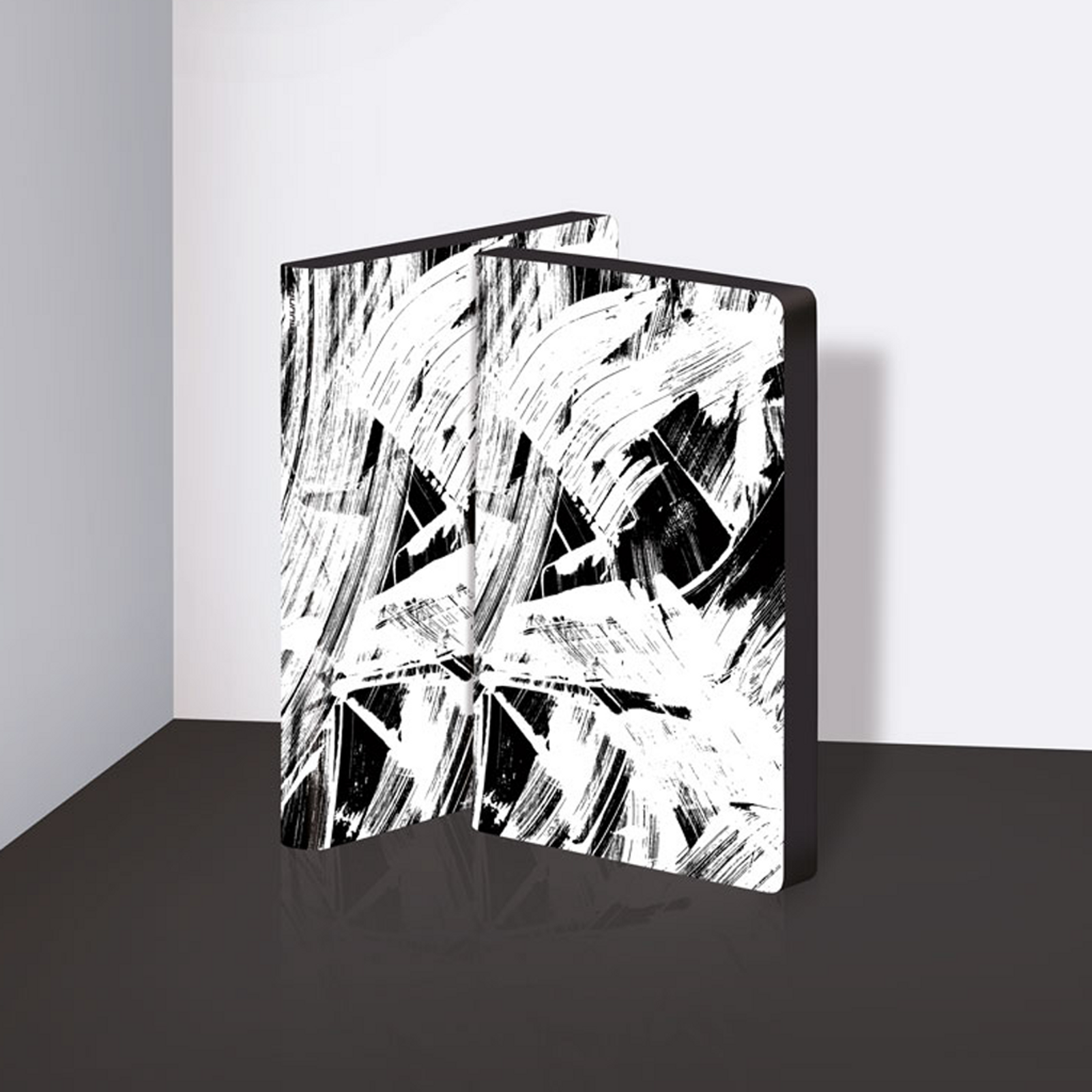 Savage Random A5 Dotted Notebook