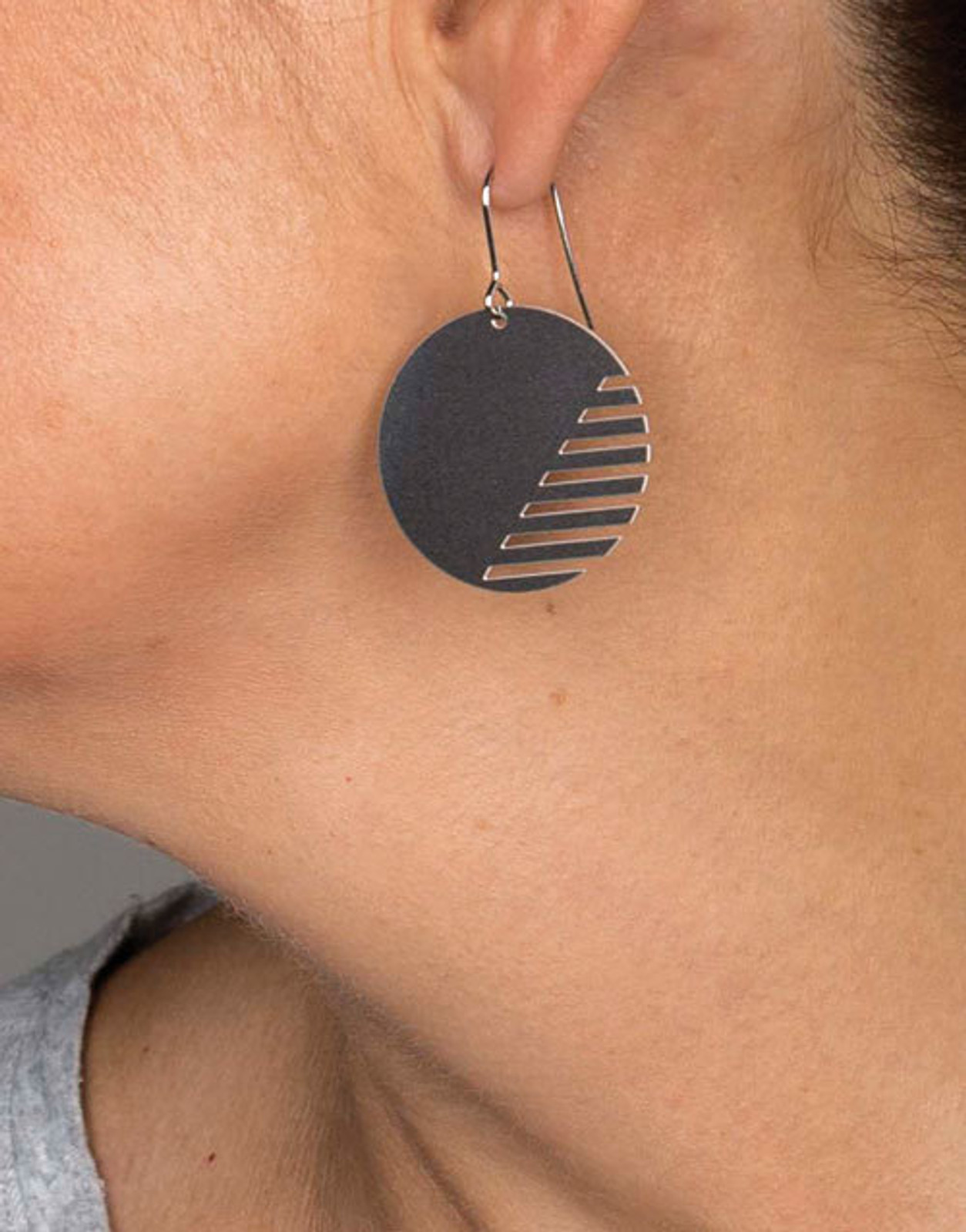 Deco Go Faster Earrings