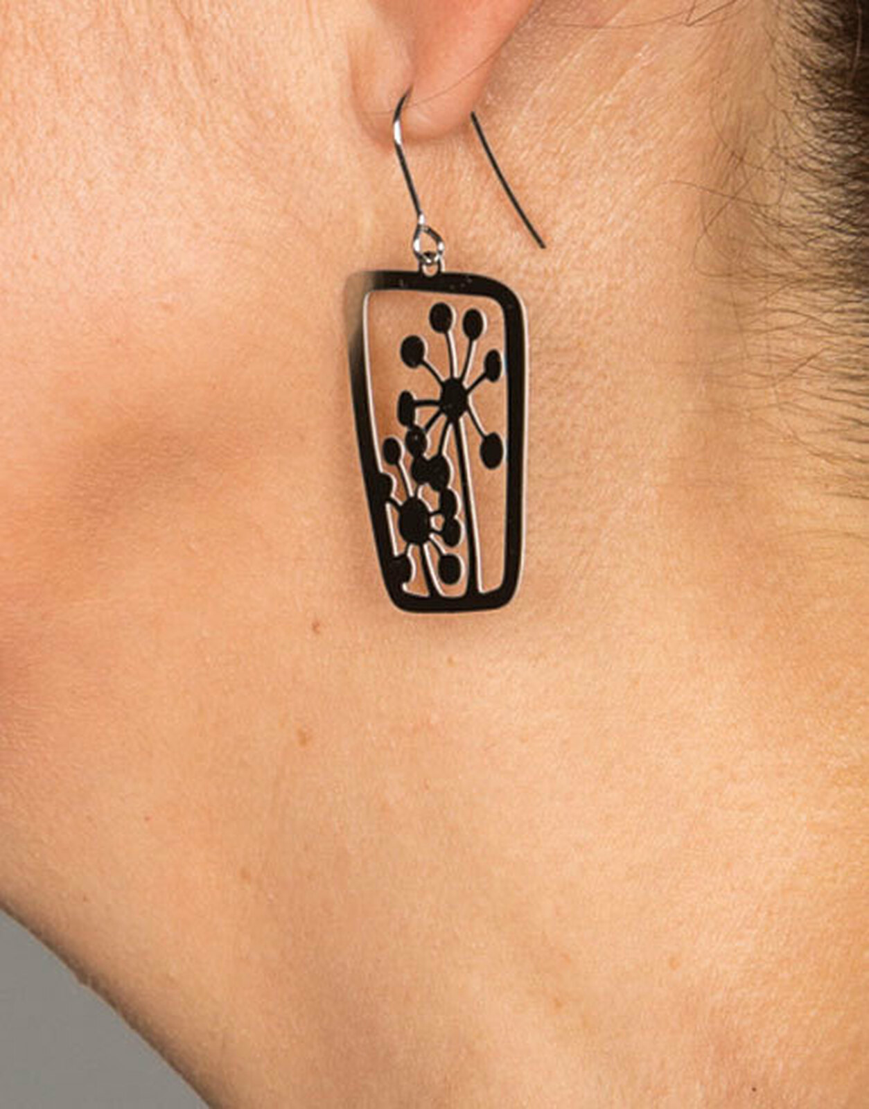 Hogweed Earring