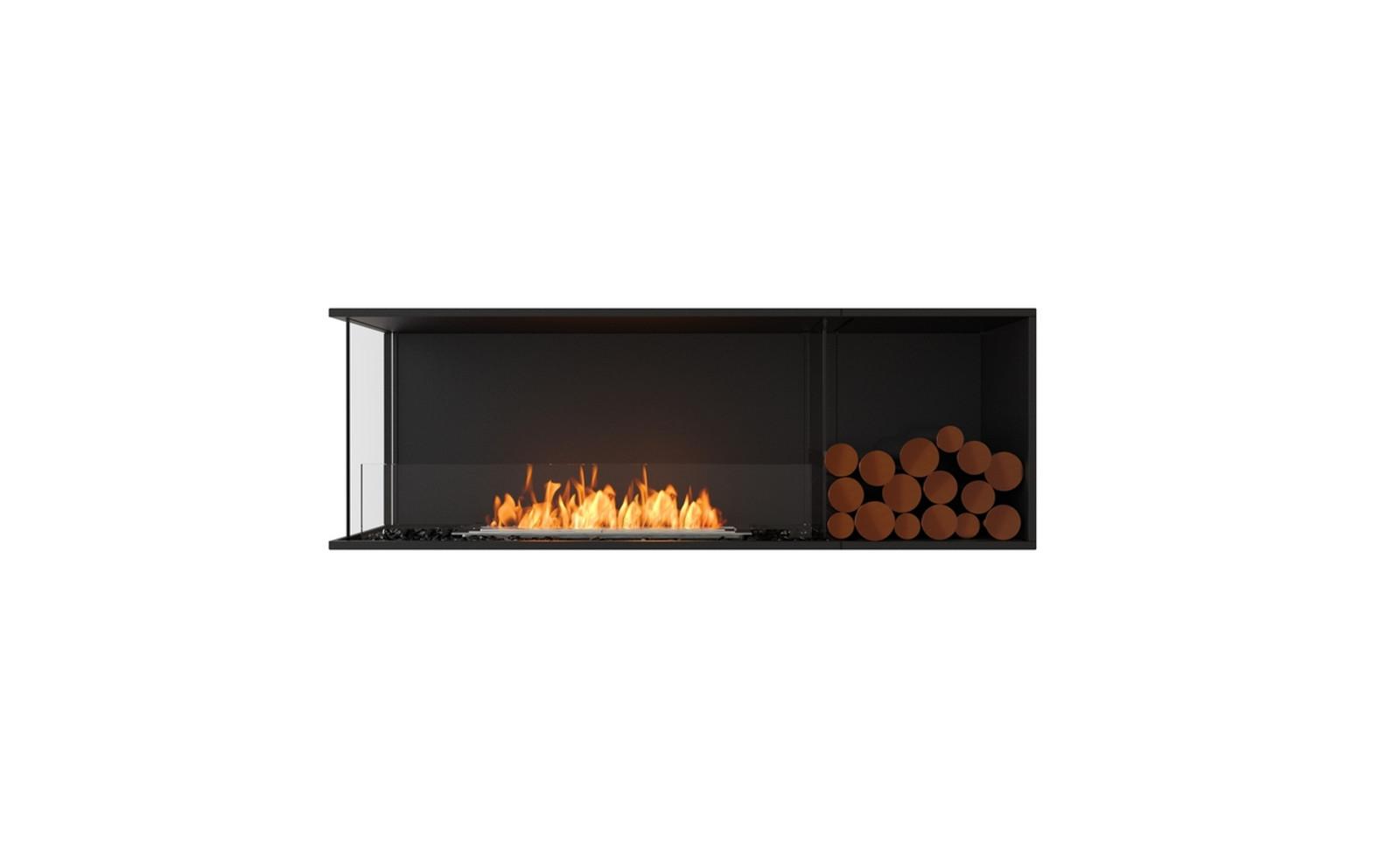 Flex Left Corner with right decorative box