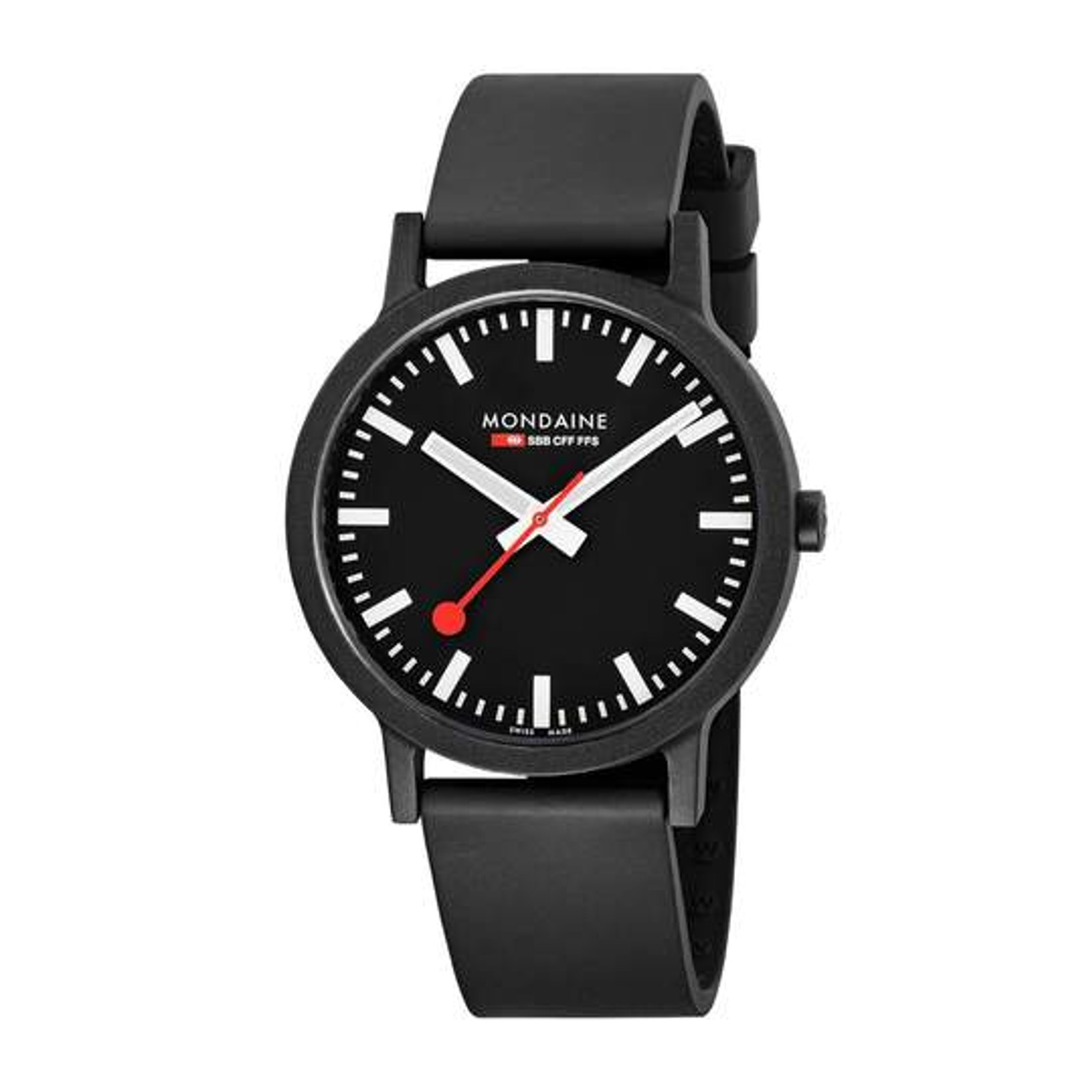 Essence 41mm - Black dial