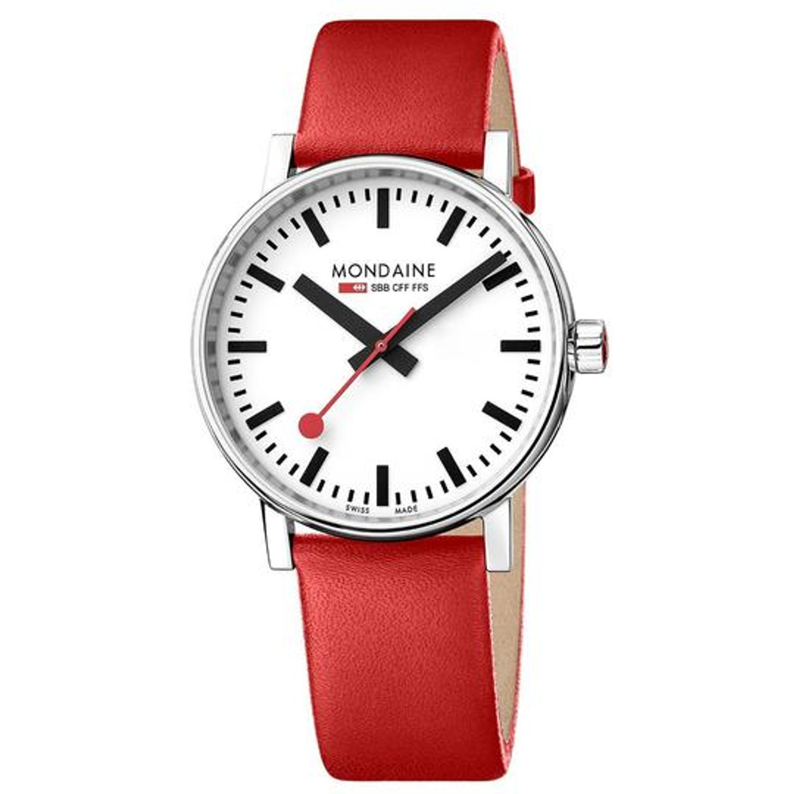 EVO 2 Big 40mm - Red Strap