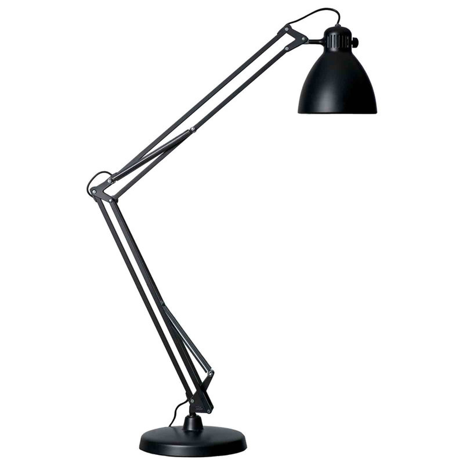 Luxo L1 - LED Black with Base