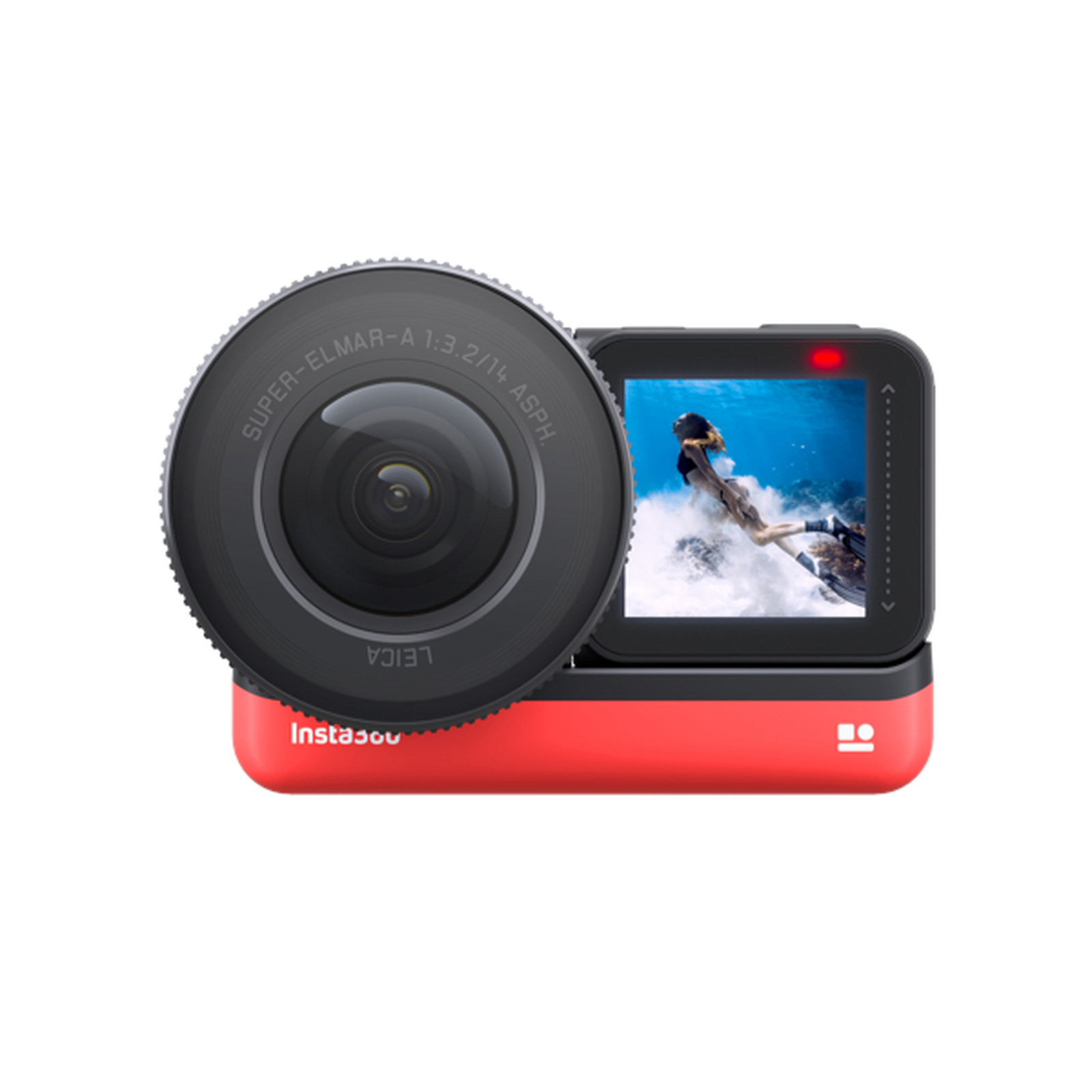 Insta360 ONE R - 1 inch (Leica) Edition - Selfie configuration