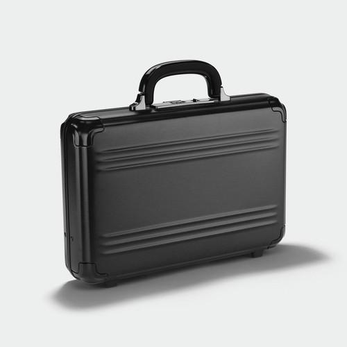 Zero Halliburton Pursuit - Small Attaché Case - Black