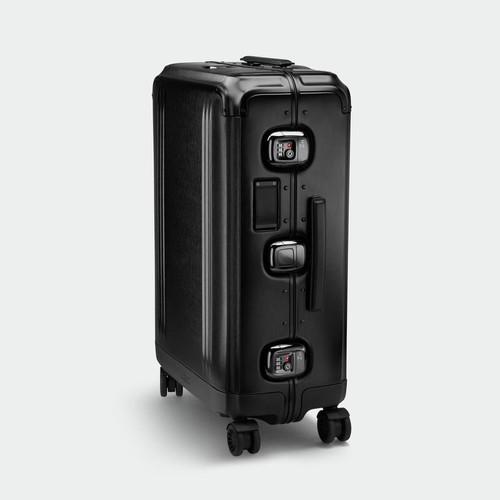 Pursuit - Aluminium Medium Travel Case (Black)