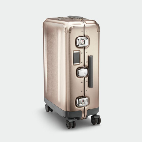 Pursuit - Aluminium Medium Travel Case (Bronze)
